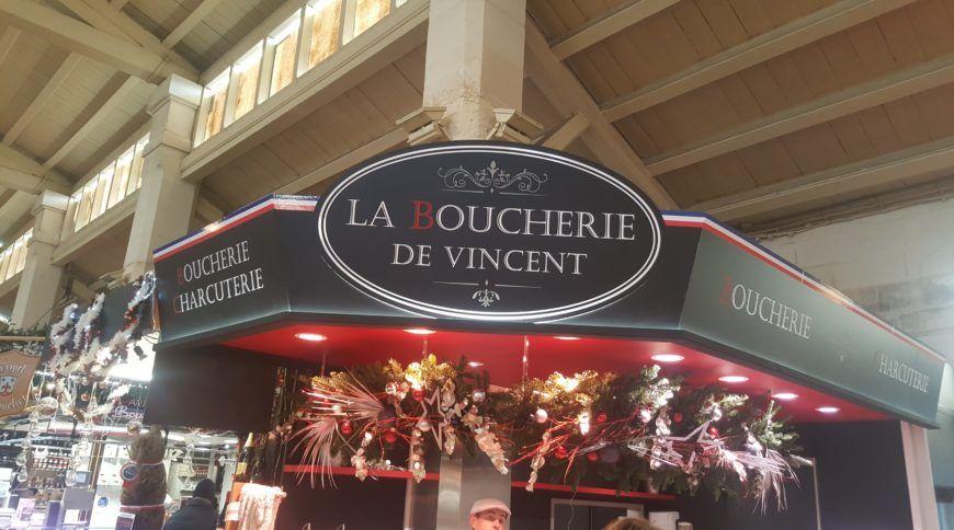 Une nouvelle identité visuelle sur le marché central de la Rochelle…